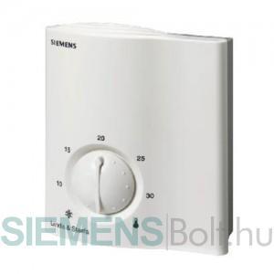 Siemens RCU10 univerzális helyiséghőmérséklet szabályozó