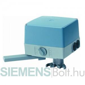 Siemens SQK33.00 Forgatómotor keverőcsaphoz, pillangószelephez