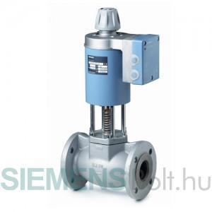 Siemens Magnetikus  szelep DN50