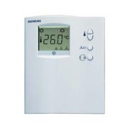 Siemens RDF110.2 Elektronikus fan-coil termosztát LCD kijelzővel