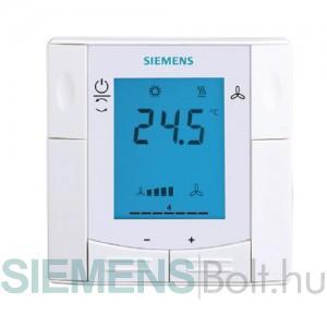 Siemens RDF 301  Fali kötődobozba telepíthető Fan-coil termosztát