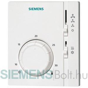 Siemens RAB11 mechanikus fancoil termosztát