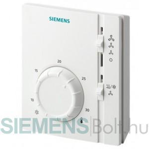 Siemens RAB21.1 mechanikus fan-coil termosztát
