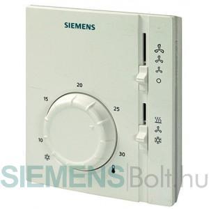 Siemens RAB31.1 mechanikus fan-coil termosztát