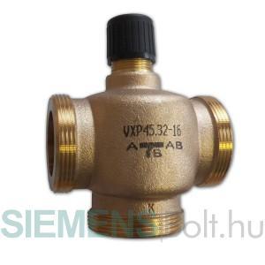 """Siemens VXP45.15-2.5 Kétutú menetes szabályzószelep 3/4""""-2.5"""