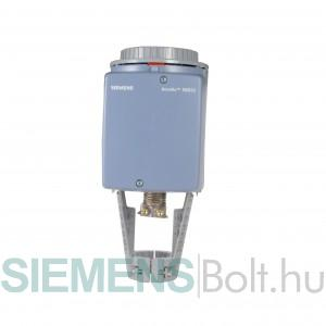 Siemens SKD62 Szelepmozgató AC 24 V, DC 0...10 V