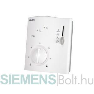 Siemens RCC10 elektronikus helyiséghőmérséklet szabályozó