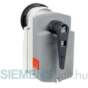 Siemens GSD341.9A Forgatómotor golyóscsaphoz AC230V, nyit/zár, 30s