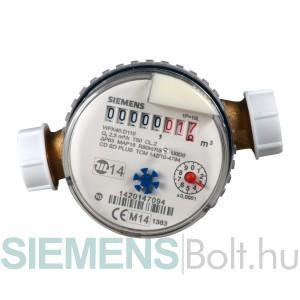 Siemens WFK40 / WFW40 vízóra