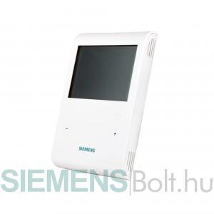 Siemens RDE100 heti programú szobatermosztát