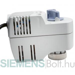 Siemens SFP21/18 Elektromotoros szelepmozgató