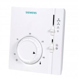 Siemens RAB31 mechanikus fan-coil termosztát