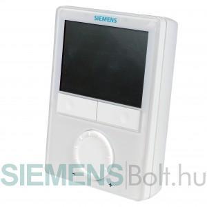Siemens RDG100KN fan-coil helyiség termosztát