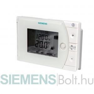Siemens REV24 öntanuló nyomógombos szobatermosztát