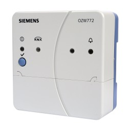 Siemens OZW772.16 webszerver 16 db Synco készülékhez
