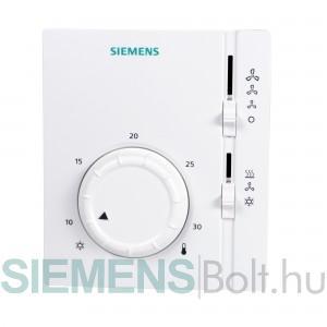 Siemens RAB11.1 mechanikus fancoil termosztát