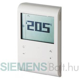 Siemens RDD100.1 DHW Szobatermosztát