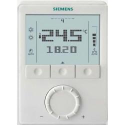 Siemens RDG160 helyiség termosztátok LCD kijelzővel, fan-coilokhoz
