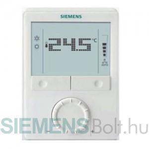 Siemens RDG160KN fan-coil helyiség termosztát