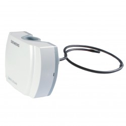Siemens QAM2120.040 légcsatorna hőmérséklet érzékelő 40 cm LG-Ni 1000