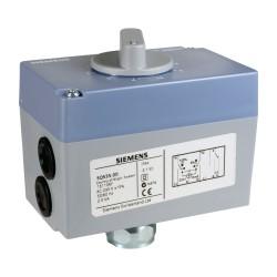 Siemens SQS35.00 Elektromotoros szelepmozgató