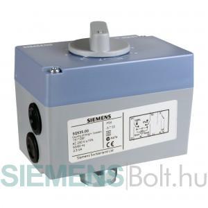Siemens SQS35.53 Elektromotoros szelepmozgató