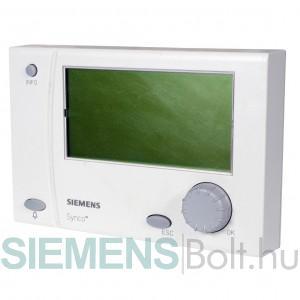 Siemens RMZ791 Kezelőterminál 1db Synco700-as készülékhez