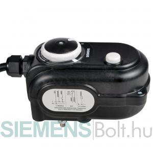 Siemens SMP28 Elektromos forgatómotor 230 VAC