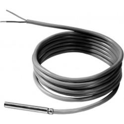 Siemens QAH11 Kábel hőmérséklet érzékelő PVC 2.5 m, NTC 3 k, 2.8 × 0.8 mm csatlakozókkal
