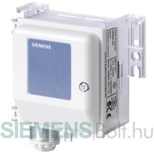 Siemens QBM2030-1U Nyomáskülönbség távadó