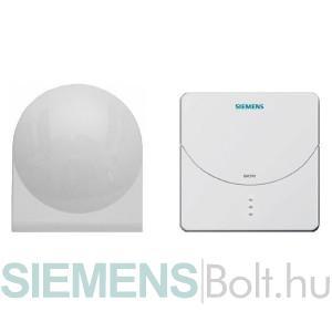 Siemens QAC910 Vezeték nélküli, a külső hőmérséklet és atmoszférikus nyomás érzékelő