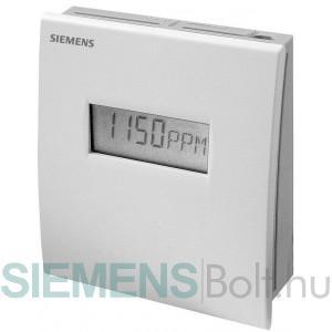 Siemens QPA1000 Helyiség légminőség érzékelő VOC