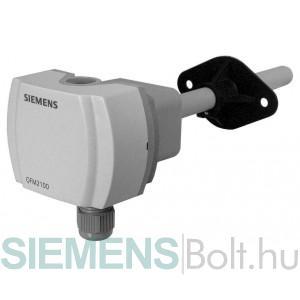 Siemens QPM2102 Légcsatorna légminőség érzékelő CO2 + VOC