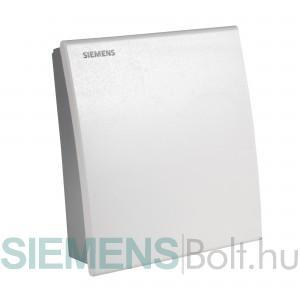 Siemens QPA2062 Helyiség légminőség, hőmérséklet  és relatív páratartalom érzékelő CO2