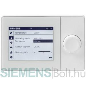 Siemens QAA74 Szobai egység
