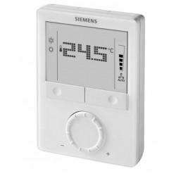 Siemens RDG100 fan-coil helyiség termosztát
