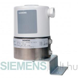 Siemens QBE63-DP05 Nyomáskülönbség érzékelő folyadékokhoz és gázokhoz 0...50 kPa