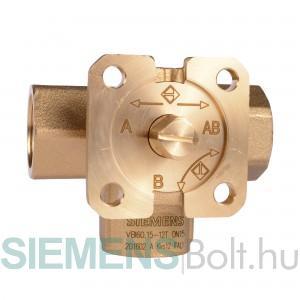 Siemens VBI60.15-12T kétutú golyóscsap