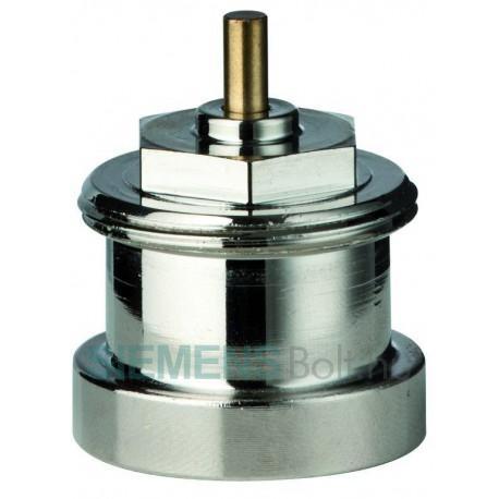 Siemens AV52 Radiátorszelep-mozgató adapter Comap szeleptestre
