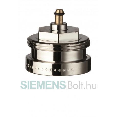 Siemens AV57 Radiátorszelep-mozgató adapter Hertz szeleptestre