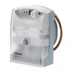 Siemens QAF64.2-J fagyvédő termosztát, kapilláris cső 2000 mm