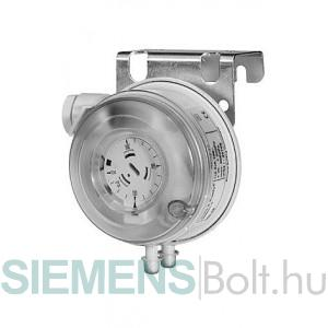 Siemens QBM81-10 Nyomáskülönbség monitor, 100...1000 Pa