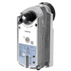 Siemens GMA161.9E  Forgatómotor golyóscsapokhoz modulációs szabályzáshoz