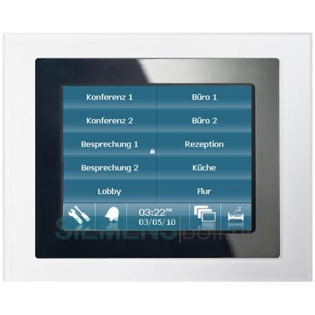 Siemens 5WG1588-2AB13 Gamma Instabus UP 588/13 Érintő képrenyő