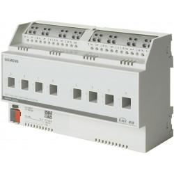 Siemens Gamma 5WG1532-1DB51 kapcsoló aktor 8 x AC 230 V