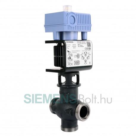 Siemens MXG461.25-8.0 Magnetikus szelep DN 25 kvs 8