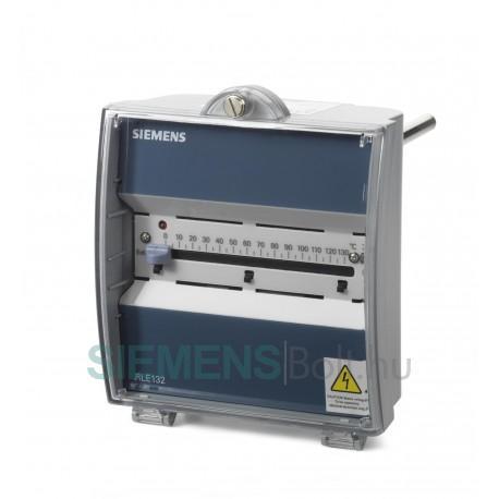 Siemens RLE132 Hőmérsékletszabályozó merülő érzékelővel, 3-pont