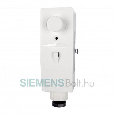 Siemens RAM-TW.2000M hőmérséklet határoló csőtermosztát belső beállítással 0...90 C°