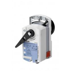 Siemens GDB161.9E Forgatómotor VAI61… és VBI61… golyóscsapokhoz, DN15-25, AC 24V, 0-10V, 150s futásidő