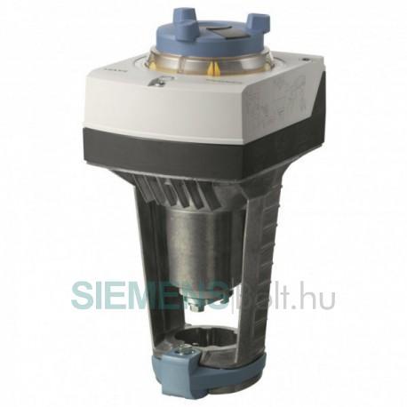 Siemens SAV31.00 Szelepállító motor, AC 230 V, 3-pont, 1600 N záróerő, futási idő: 120 s